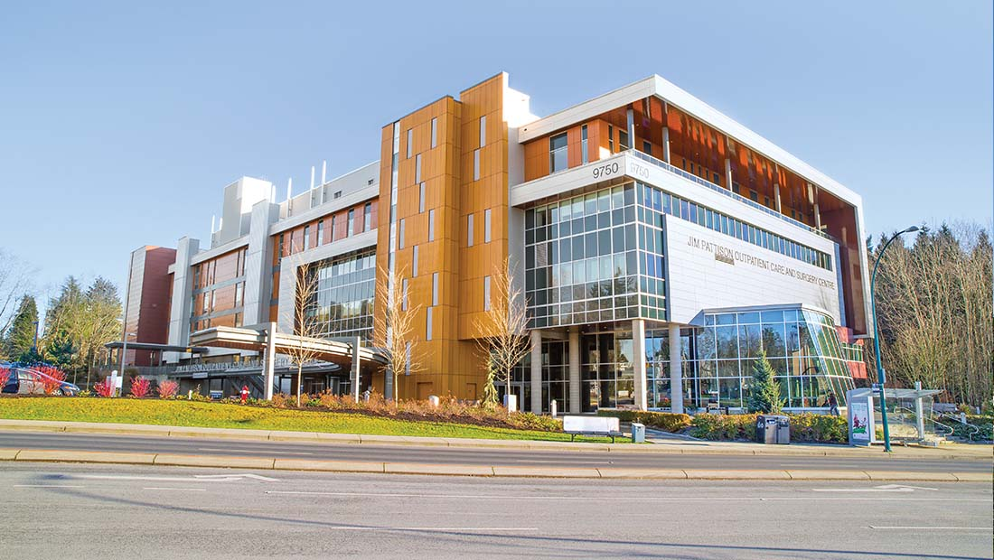 Jim Pattison Outpatient Care & Surgery Centre